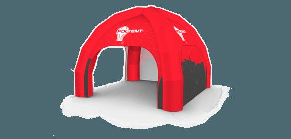 Namiot 4-nożny